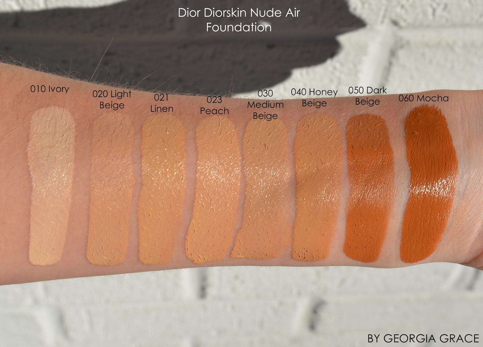 dior nude foundation review