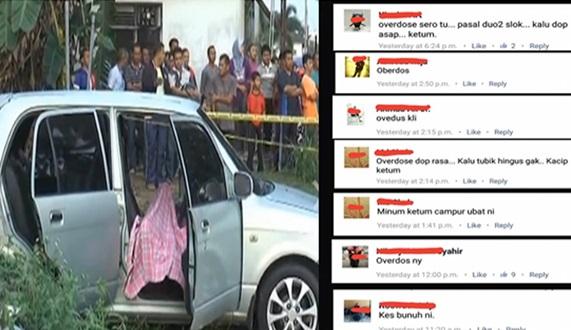 Mayat DIKECAM & DIHINA, Akhirnya Polis Dedah Punca Sebenar Kematian 2 Lelaki Ini. Yg Hina Arwah, Korang Tunggu Di Padang Mahsyar !