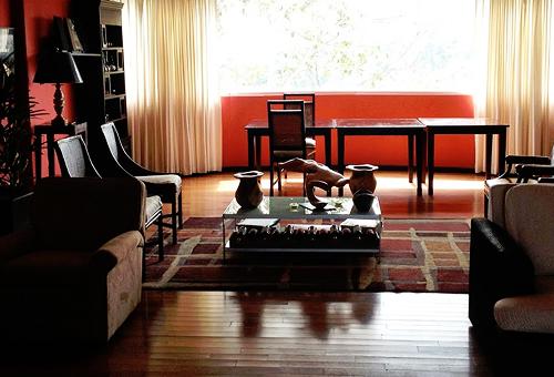 an enoteca wine room