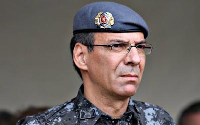 Coronel Nivaldo Restivo, atual Comandante dos Batalhões de Choque da PM, irá assumir o comando geral da Polícia Militar do Estado de São Paulo