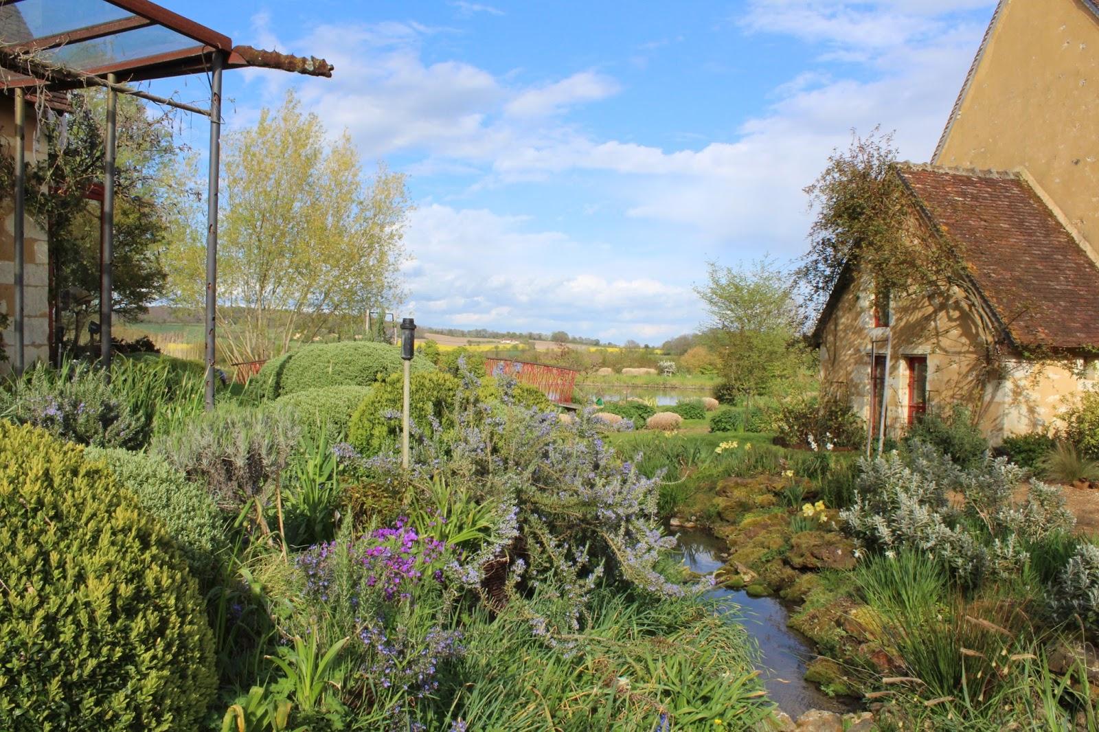 Carnet de balades dans l 39 orne en normandie le jardin for Jardin ouvert 2016