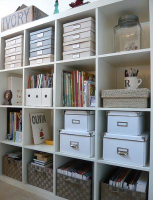 Ideas para conseguir orden en casa, deshacernos de lo que no utilizamos y colocar cada cosa en su sitio