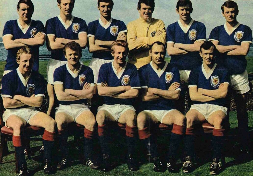 Soccer Football Or Whatever If Scotland Qualified For The World Cup 1970
