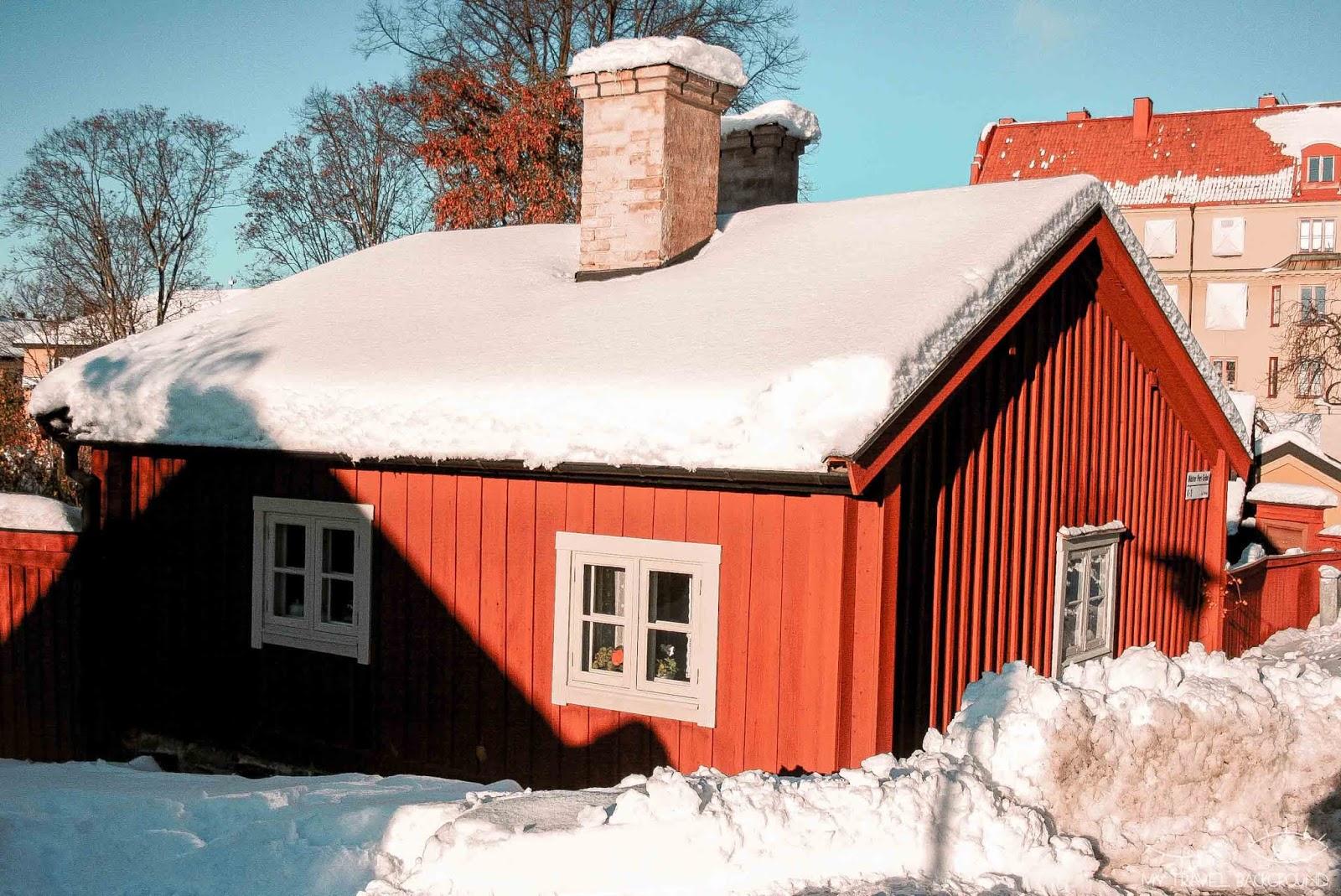 My Travel Background : Visiter Stockholm, mes immanquables - Colline de Sofia Kyrka Sodermalm