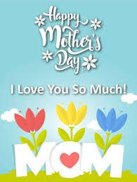 happy mothers day in heaven pictures