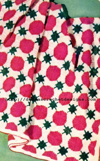 The Vintage Pattern Files 1950 S Crochet Afghans