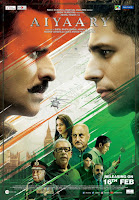 Aiyaary (2018) Full Movie [Hindi-DD5.1] 720p HDRip ESubs Download