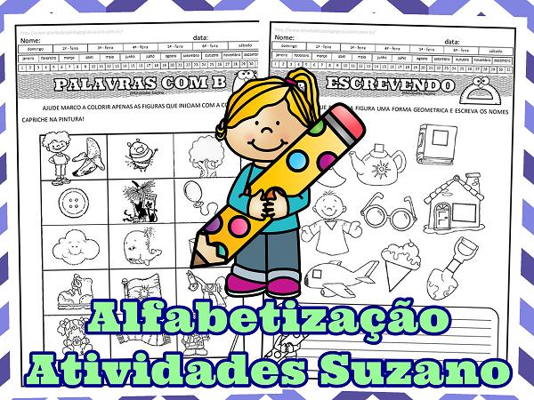 Escrita de palavras, alfabetização, letramento, matemática, figuras geométricas