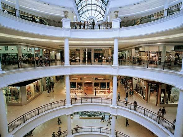 Shopping Center - São Paulo