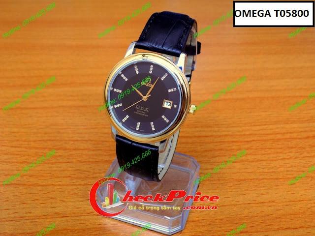 Đồng hồ nam Omega T05800