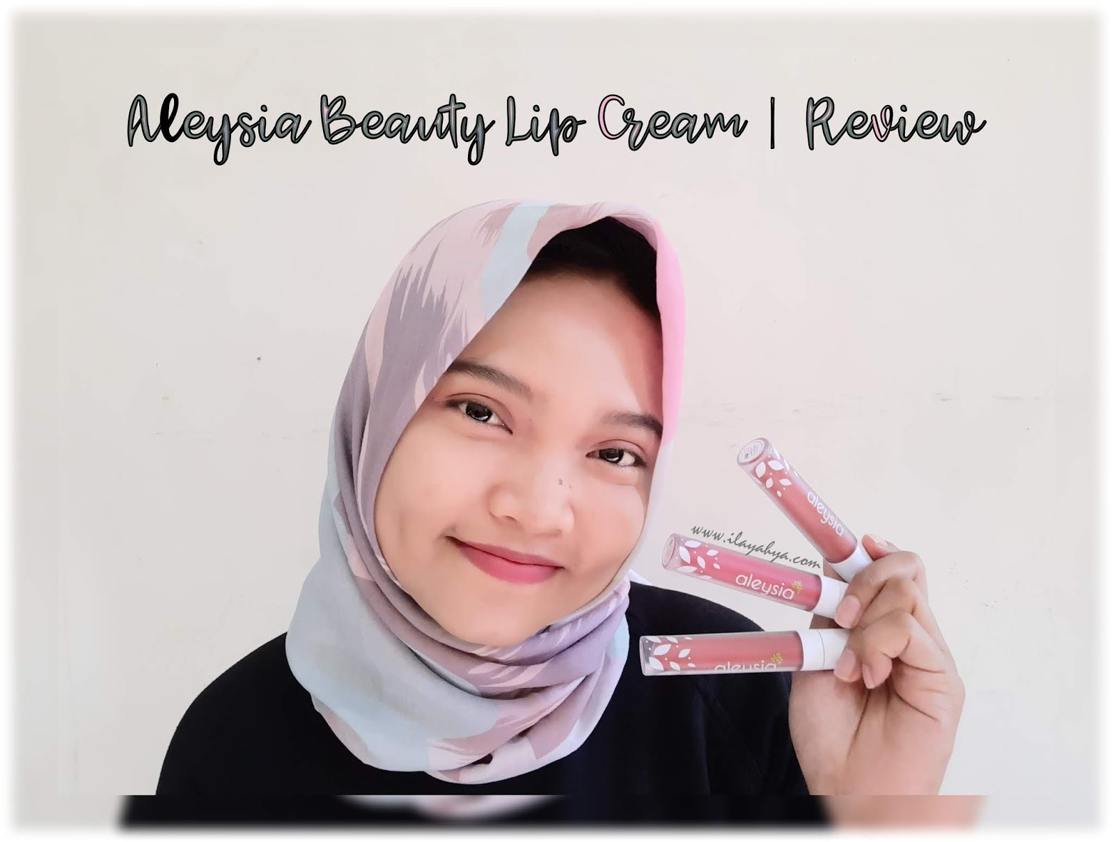 Aleysia Beauty Lip Cream | Review