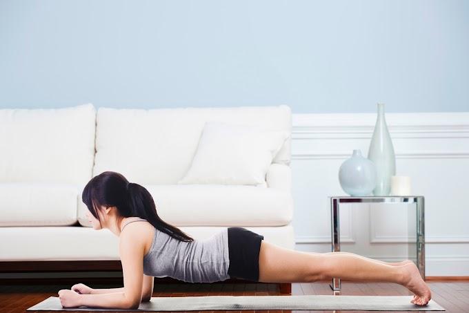 Posisi Plank yang Mudah dan Efektif