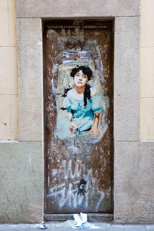 Уличные художники Andrea Michaelsson и Ilya Meyer 18