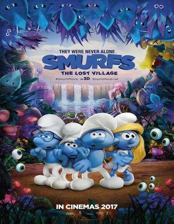 Smurfs The Lost Village 2017 Full English Movie BRRip Download