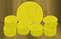 Cara Membuat Koin Emas
