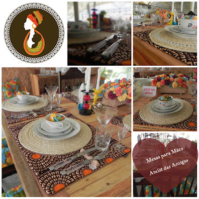 mesa para as mães aracaju ateliê das amigas Seidh