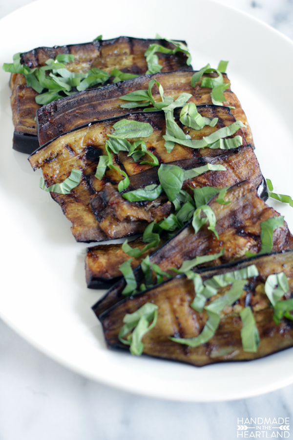 easy to grill eggplant