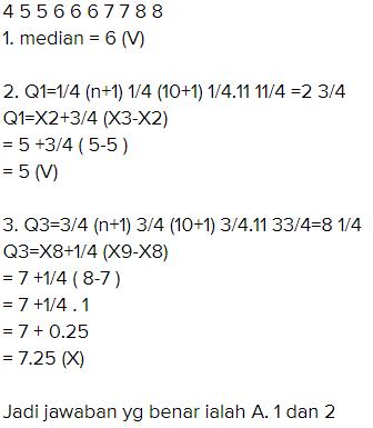 Jawaban Uji Kompetensi 9 Halaman 263 Matematika Kelas 8 Statiska Belajar Belajar Wirausaha