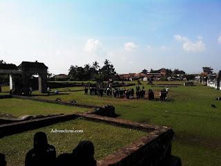 Keraton Kaibon, Banten Lama