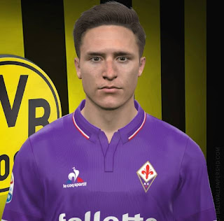 PES 2017 Faces Federico Chiesa by FaceEditor Jefferson_SF