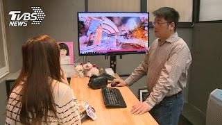 結合學術與專業 精進環景攝影技術 (TVBS)