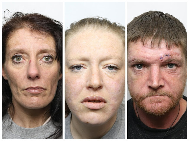 JAILED: Gang robbed 'vulnerable elderly gentleman' of his pension in 'cruel and targeted' attack