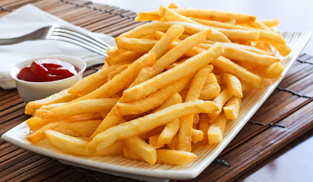 Want crispy fries?