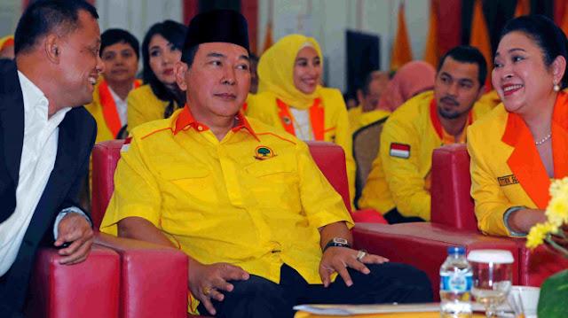 Momen Akrabnya Gatot Nurmantyo dengan Trah Soeharto