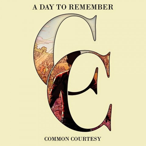 A Day To Remember - Common Courtesy - album - cover