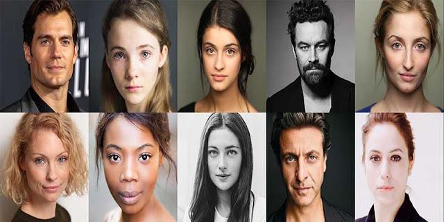 Nuevos actores y actrices entran a formar parte del reparto de la serie 'The Witcher'