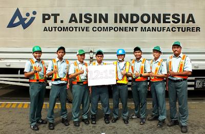 Cara Melamar Pekerjaan & Syarat Kerja di PT Aisin Indonesia