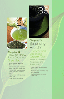 I Will Teach YOU How to be Healthy by Drinking (Using) Japanese Green Tea. Kei Nishida