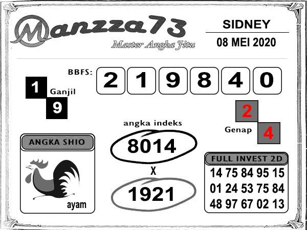 manzza73 sidney jumat