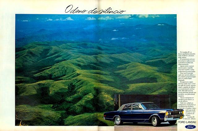 propaganda Ford Landau - 1979