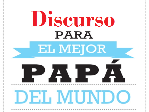 Discurso para el d a del padre preg ntale al profesor for Plazas disponibles para el concurso docente 2016
