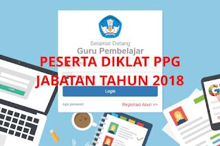 Diklat PPG Dalam Jabatan dan Cara Pendaftarannya Diklat PPG Dalam Jabatan dan Cara Pendaftarannya