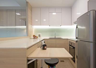 interior apartemen fungsional