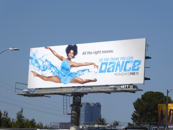 So You Think You Can Dance season 14 billboard