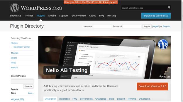 Nelio A/B Testing