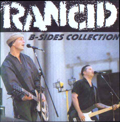 Resultado de imagem para RANCID - B-SIDES COLLECTION. (2002)