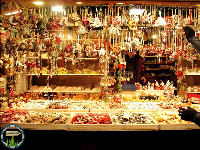 Piața de Crăciun din Viena