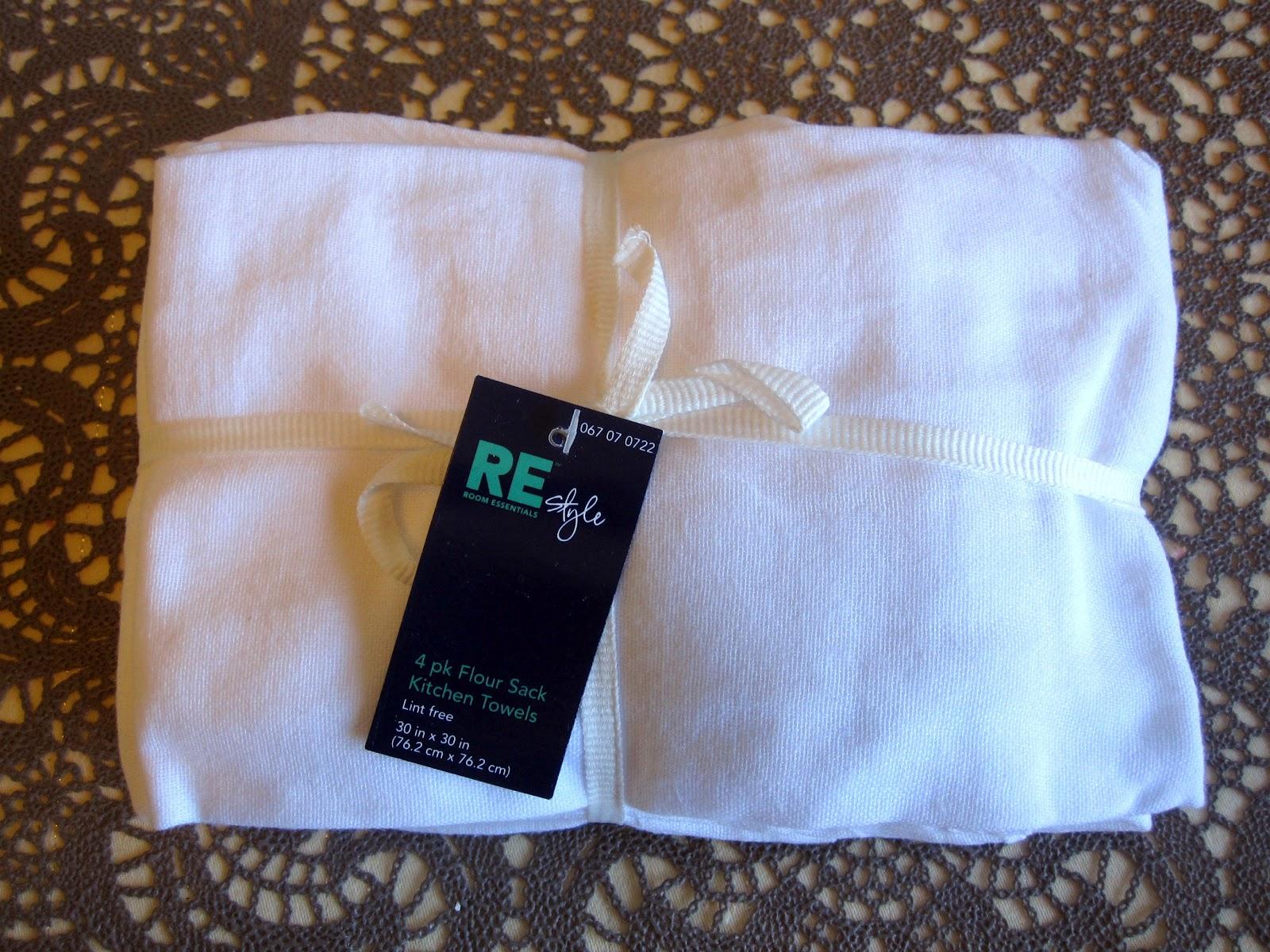 Martha Stewart Collection Pique Kitchen Towels Set Of 3 ...
