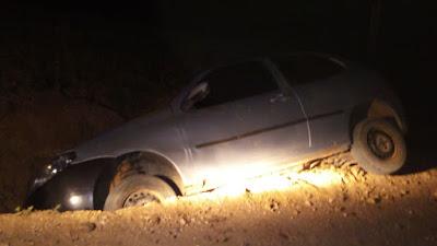 Cantor Silvaney Moreira sofre acidente de carro