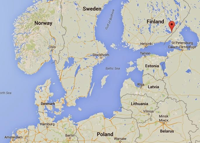 Girl Lost in the World Imatra Finland Fast Facts May 2015