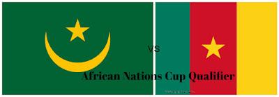 Cameroon Vs Mauritania
