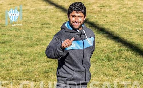 Esteban Molina, preparador físico de Gimnasia y Tiro de Salta