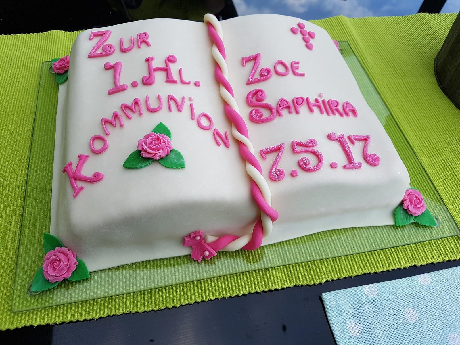 Taufe - Kommunion - Konfirmation - cover