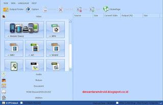 aplikasi pengubah format video pc