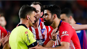 Diego Costa Handed Eight-Game Ban For Insulting Referee's Mother