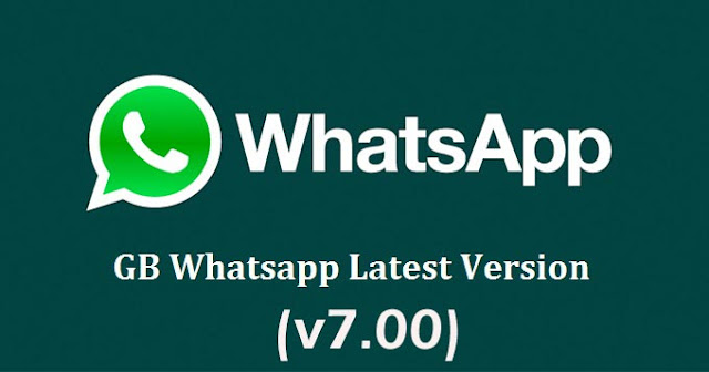 GB WhatsApp Update version (v7.00) free download for android phone